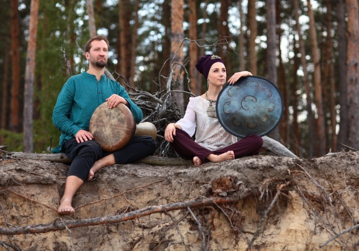 20 октября в 17:00 Sound Meditation & Tea Ceremony
